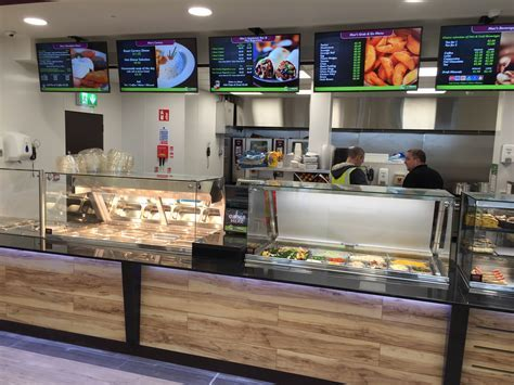 Deli Kitchen Hot Food Displays   Martin Food Equipment