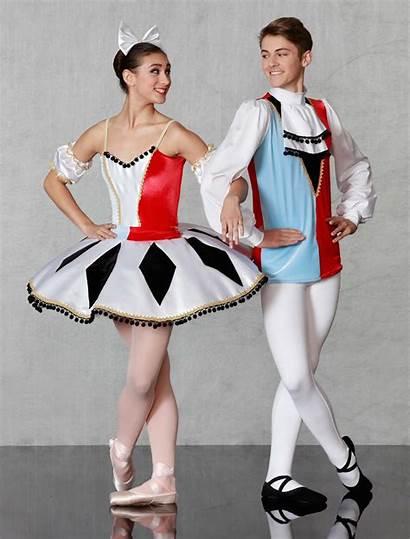 Ballet Flexi Preteen Harlequin Doll Ballett Tutu