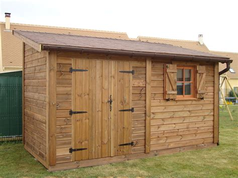 construire son abri de jardin en bois construire son abri
