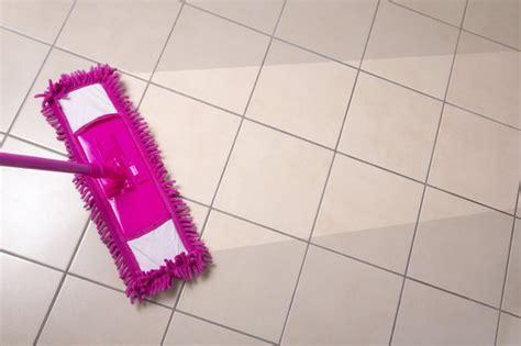 cleaning solution  tile floors hunker
