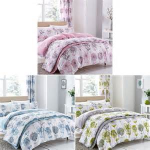 catherine lansfield banbury floral duvet cover bedspread