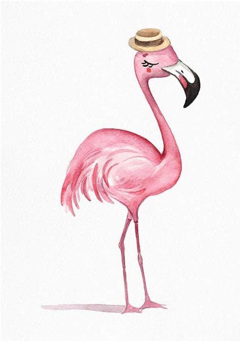 zeichnen ideen mit detaillierten anleitungen flamingo