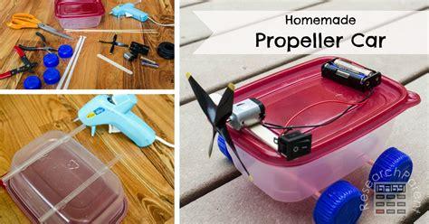 homemade propeller car researchparentcom