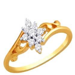 Gold Ring for Girls