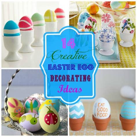 creative easter egg ideas 14 creative easter egg decorating ideas