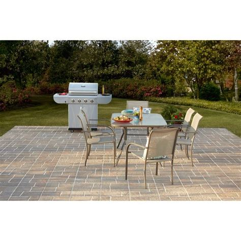 shop ashland four cobble patio common 16 in x 16