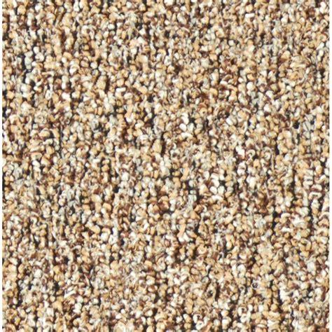 shop coronet stock carpet almond berber indoor outdoor
