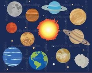 Free Solar System Clipart Pictures - Clipartix