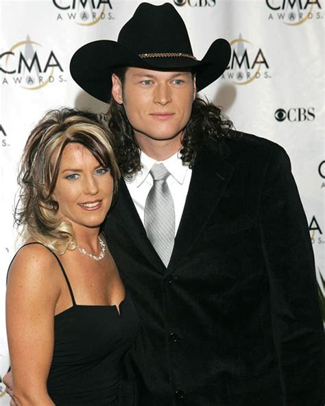 blake shelton wife age why did kaynette williams divorce her singer husband