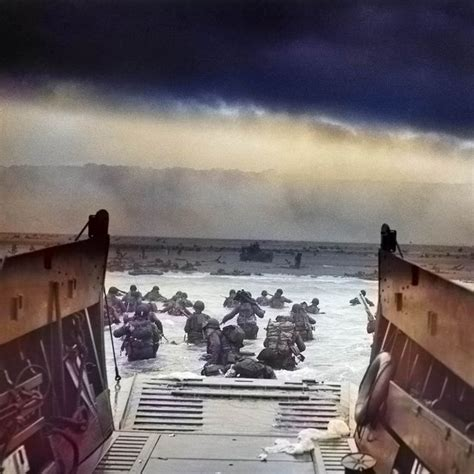 day    normandy beaches  wwii