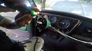 1972 Chevy C 20 Steering Column Disassembly Pt 1