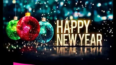 Happy New Year Animation Wallpaper Free - happy new year 2018 wishes whatsapp