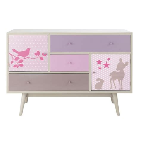 Commode Fille Pas Cher by Meuble Rangement Chambre Fille Pas Cher Pour Commode