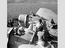 All Aboard the Incredible Flying Yacht, circa 1950