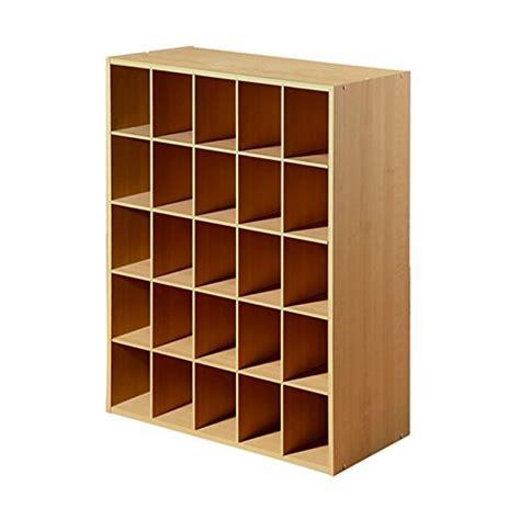 closet shoe organizer storage cabinet cube 25 pair floor