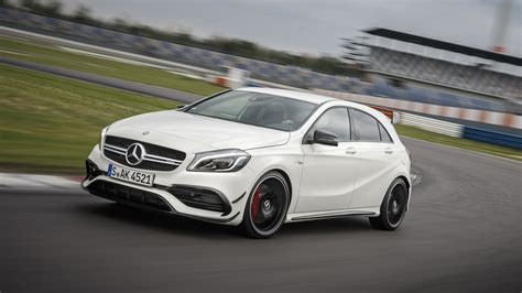 mercedes amg a45 2016 mercedes amg a45 4matic review track test photos caradvice