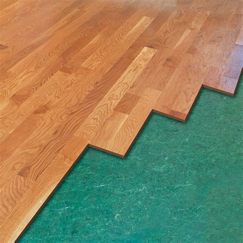 100 is underlayment necessary for bamboo flooring