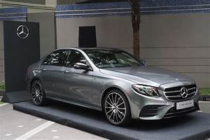 Mercedes E 300 : mercedes benz malaysia introduces the e 300 amg line to lead e class range estimated price ~ Medecine-chirurgie-esthetiques.com Avis de Voitures