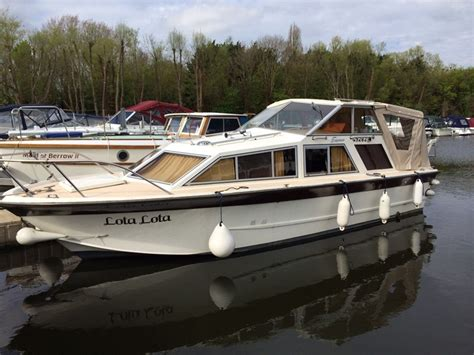 Freeman Boats Uk by Freeman 24 Boat For Sale Quot Lota Lota Quot At Jones Boatyard