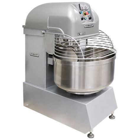 hobart cuisine hobart legacy hsl350 1 350 lb spiral dough mixer 208v