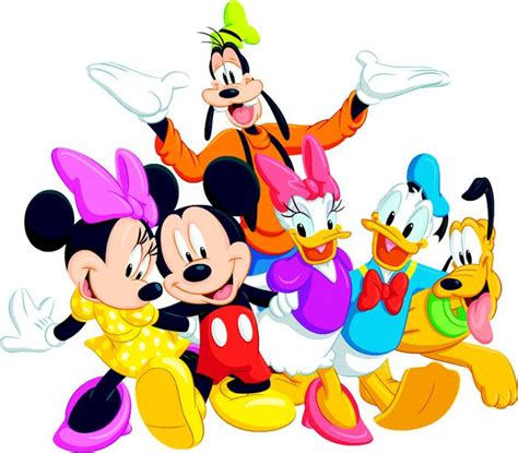 Images Of Disney Characters Disney Characters Clipart