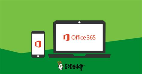 Office 365 Email Godaddy by Microsoft Office 365 Boost Productivity Virtually