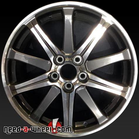 Acura Tl Oem Wheels 19 quot acura tl wheels oem 2009 2014 machined stock rims 71787