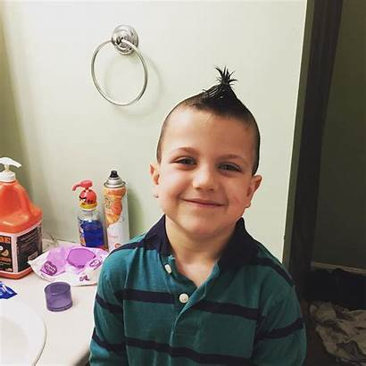 Kid Mohawk Edgy Mohawks Hairstyle Hairstyles