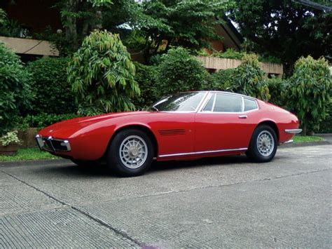 Maserati Ghibli Modification michaeldc 1967 maserati ghibli specs photos modification
