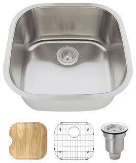 what is the best kitchen sink mr direct 2020 stainless steel bar sink ensemble 9649