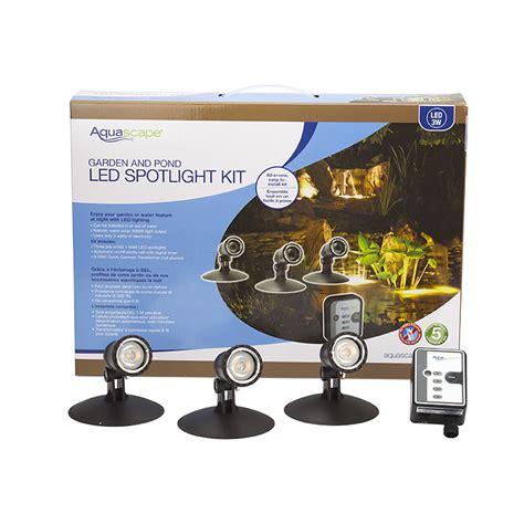 Aquascape Led Lighting - light kits led pond lighting kits aquascape