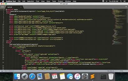 Sublime Text Build Screenshots Mac Screenshot Torrent