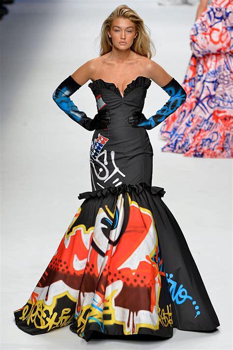 Gigi Hadid's Best Runway Moments - Teen Vogue