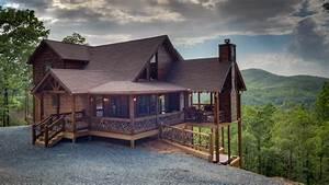 Mountain Top Views 3 Bedroom Cabin Rental | Autos Post