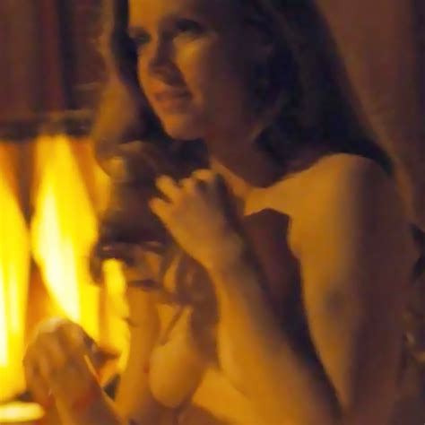Amy Adams Nude Sex Scene In American Hustle Movie