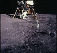 Apollo 11 On the Moon