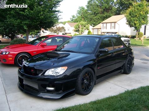 subaru custom cars 2007 subaru impreza sti for sale baltimore maryland