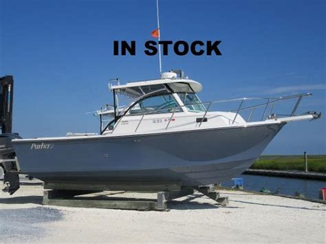 Used Parker Walkaround Boats For Sale by Used Parker Boats For Sale In United States 2 Boats