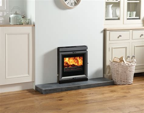 View 7 Wood Burning & Multi fuel Inset Convector Stoves