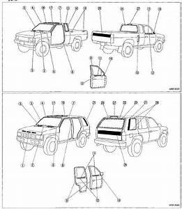 Nissan Truck And Pathfinder D21 1995 Repair Manual