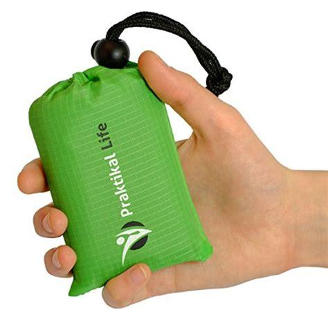 Mini Pocket Outdoor Picnic Blanket Lightweight Waterproof