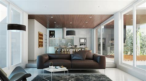 23 Open Concept Apartment Interiors For Inspiration by 23 Open Concept Apartment Interiors For Inspiration Home
