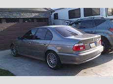 2002 BMW 5 Series Information and photos MOMENTcar