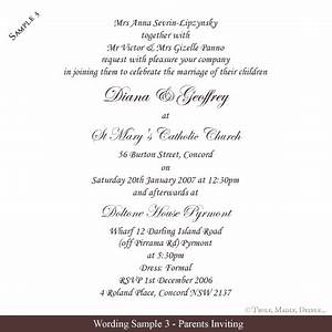 wedding invitations wording google search wedding With wedding invitation wording samples the knot