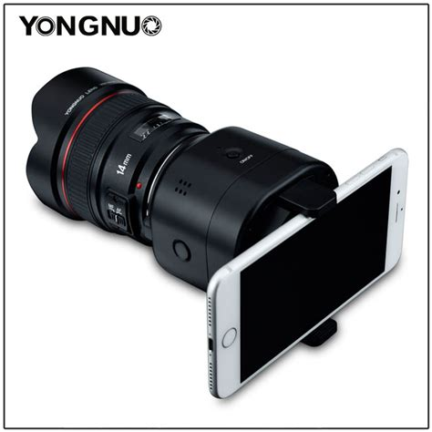 yongnuo also has a new smartphone module yn43 rumors