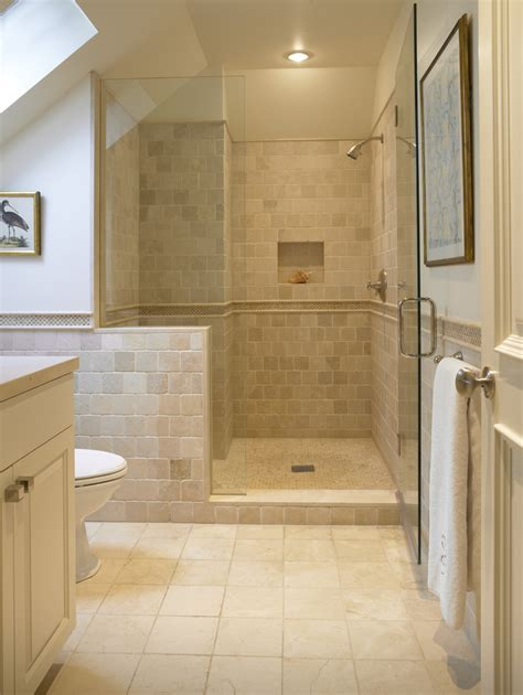 bathroom tile tumbled travertine tile bathroom traditional with bathroom
