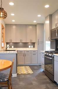 Creative Painting Kitchen Cabinets