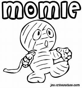 Dessin D Halloween Facile : toby la momie ~ Dallasstarsshop.com Idées de Décoration