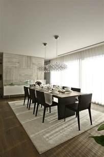 wohnideen minimalistischem esstisch ideen für pendelleuchten im esszimmer 20 blickfänger im wohnbereich
