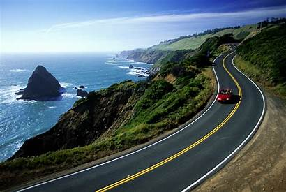 Coast Highway Pacific California Pch Road Scenic